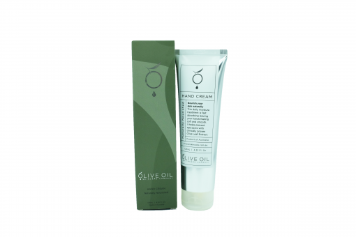 Product Hand Cream Olive Oil01