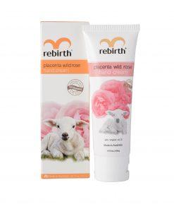 Product Hand Cream Placenta Wild Rose01
