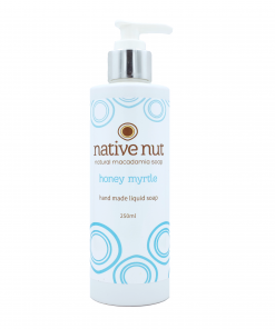 Product Handmade Liquid Soap Honey Myrtle01