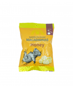 Product Honey Roasted Macadamia Nuts 125g01