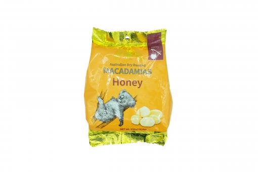 Product Honey Roasted Macadamia Nuts 300g01