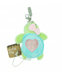 Product Key Chain Plush Big Eye Turtke01