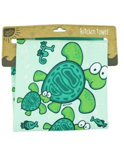 Product Kitchen Towel Big Eye Turtle01
