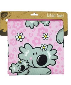 Product Kitchen Towel Koala Mum01