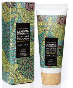 Product Lemon Eucalyptus Goats Milk Hand Cream01