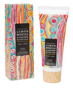 Product Lemon Myrtle Goats Milk Hand Cream01