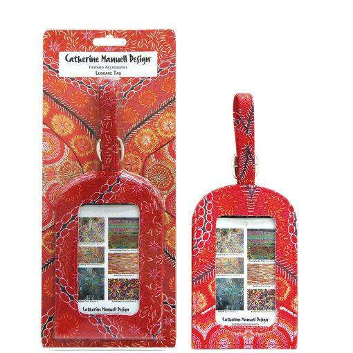 Product Luggage Tag Putipula Tjuta01