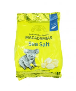 Product Sea Salt Flavoured Macadamia Nuts 300g01
