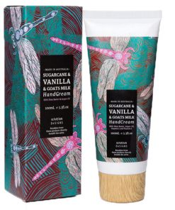 Product Sugarcane Vanilla Goats Milk Hand Cream01