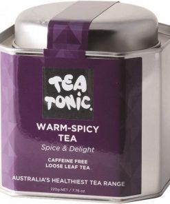 Product Warm Spicy Tea01