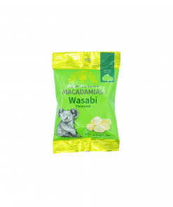 Product Wasabi Flavoured Macadamia Nuts 50g01