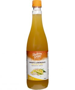 Product Ginger Lemongrass Refreshing Cordial
