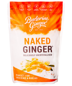 Naked Ginger